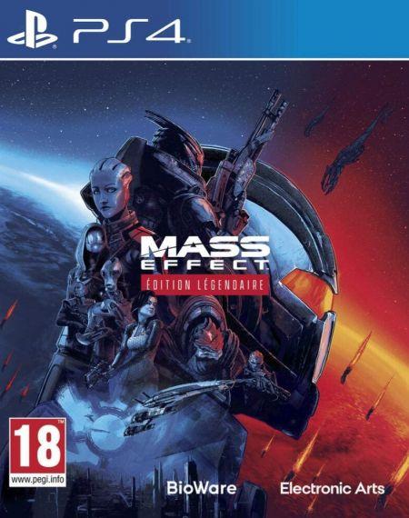 Echanger le jeu Mass Effect : Edition Legendaire sur PS4