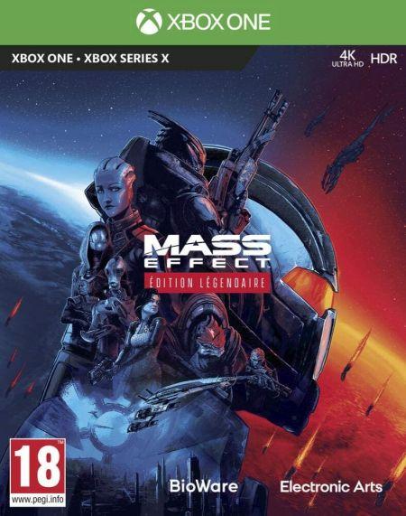 Echanger le jeu Mass Effect : Edition Legendaire sur Xbox One