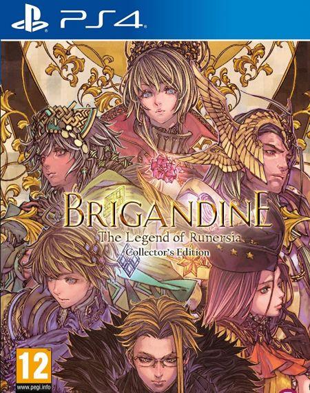 Echanger le jeu Brigandine The Legend of Runersia sur PS4