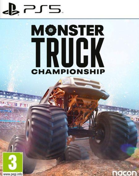 Echanger le jeu Monster Truck Championship sur PS5