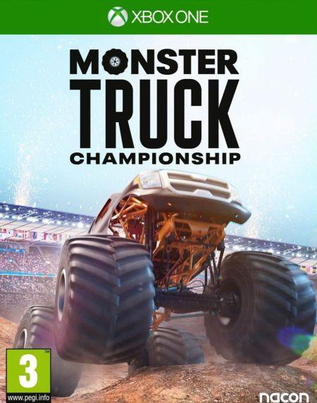 Echanger le jeu Monster Truck Championship sur XBOX SERIES X