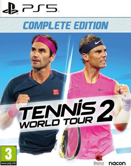 Echanger le jeu Tennis World Tour 2 sur PS5