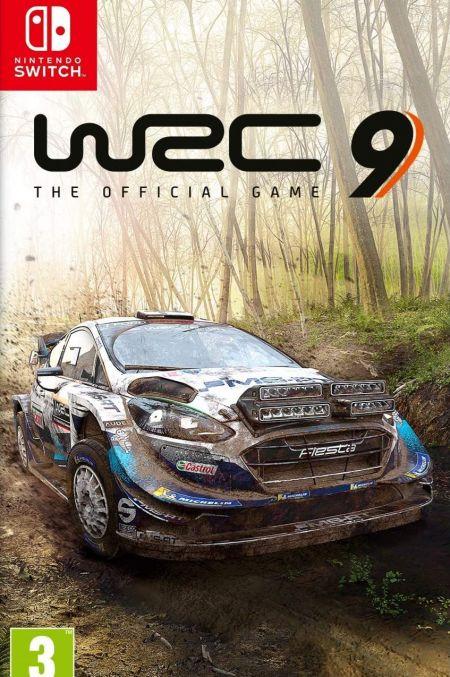 Echanger le jeu WRC 9 sur Switch