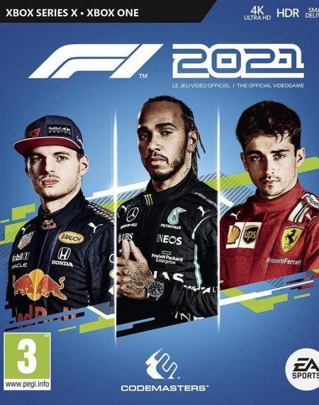 Echanger le jeu F1 2021 sur Xbox One