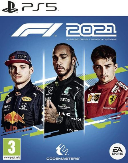 Echanger le jeu F1 2021 sur PS5