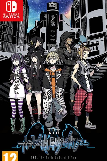 Echanger le jeu Neo: The World Ends With You sur Switch