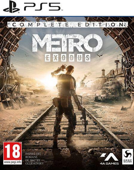 Echanger le jeu Metro Exodus - Complete Edition sur PS5