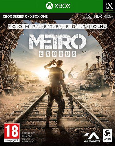 Echanger le jeu Metro Exodus - Complete Edition sur XBOX SERIES X