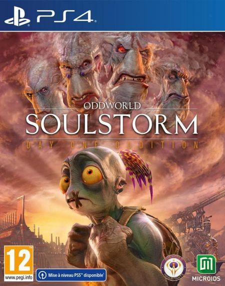Echanger le jeu Oddworld Soulstorm sur PS4