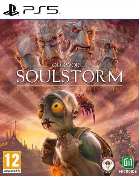 Echanger le jeu Oddworld Soulstorm sur PS5