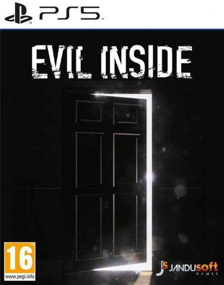 Echanger le jeu Evil Inside sur PS5