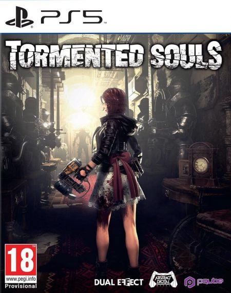 Echanger le jeu Tormented Souls sur PS5