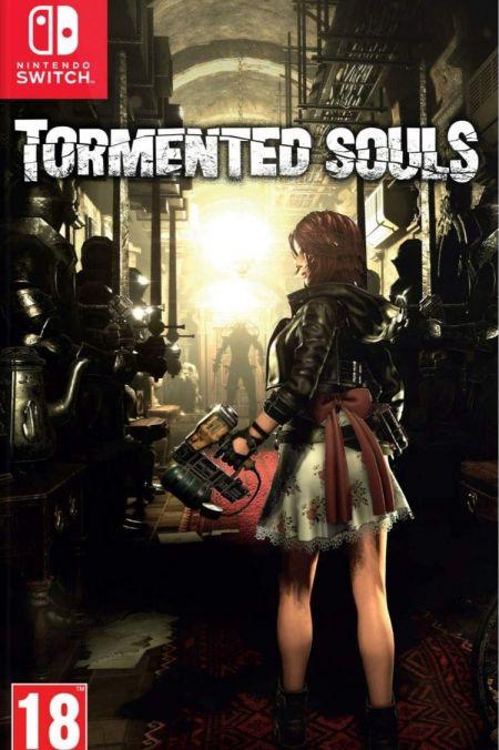 Echanger le jeu Tormented Souls sur Switch