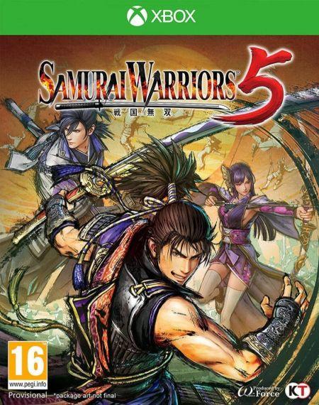 Echanger le jeu Samurai Warriors 5 sur Xbox One