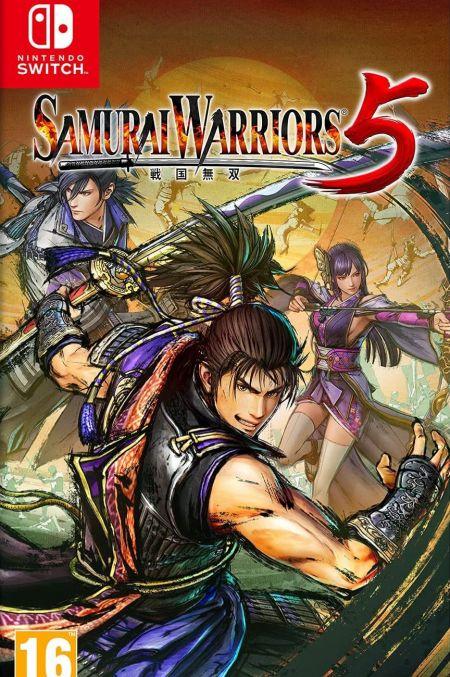 Echanger le jeu Samurai Warriors 5 sur Switch
