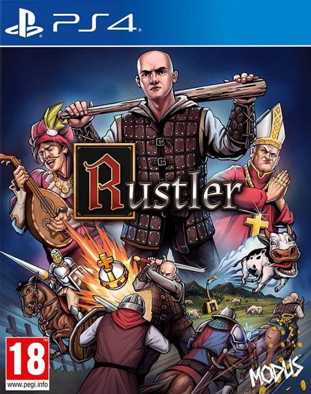 Echanger le jeu Rustler sur PS4