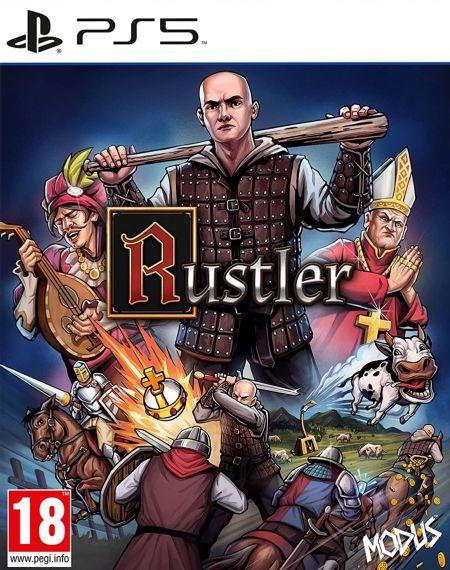 Echanger le jeu Rustler sur PS5