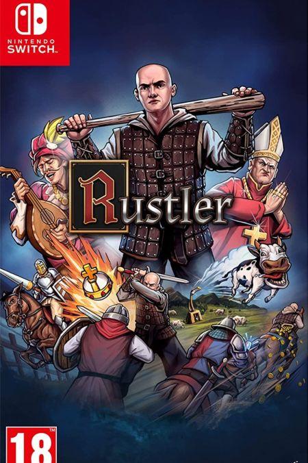 Echanger le jeu Rustler sur Switch