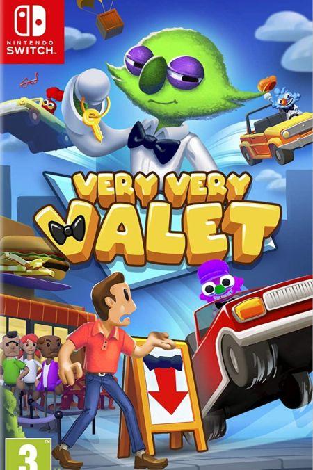 Echanger le jeu Very Very Valet sur Switch