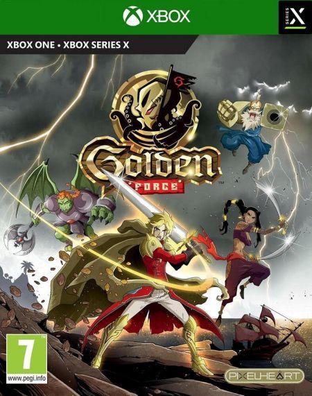 Echanger le jeu Golden Force sur Xbox One