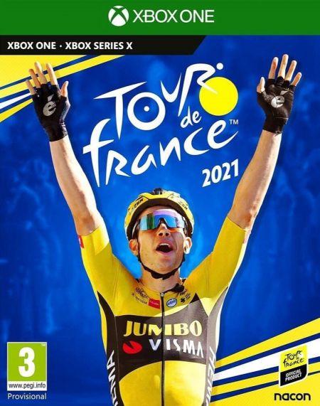 Echanger le jeu Tour de France 2021 sur Xbox One