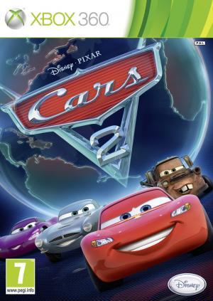 Echanger le jeu Cars 2 sur Xbox 360