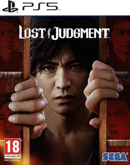 Echanger le jeu Lost Judgment sur PS5