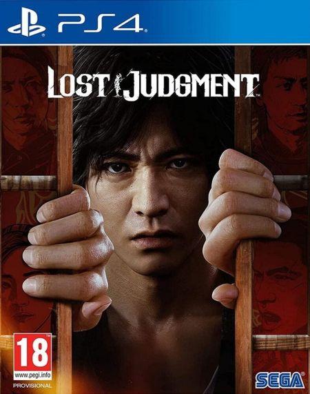 Echanger le jeu Lost Judgment sur PS4