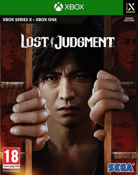 Echanger le jeu Lost Judgment sur Xbox One