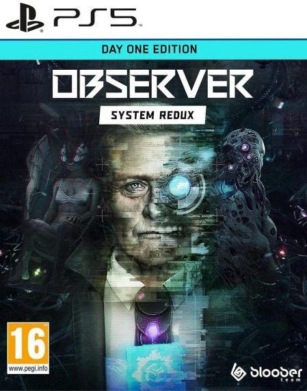 Echanger le jeu The Observer : System Redux  sur PS5