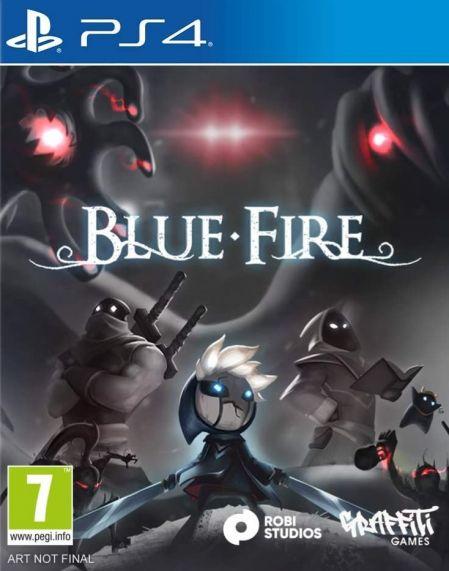 Echanger le jeu Blue Fire sur PS4