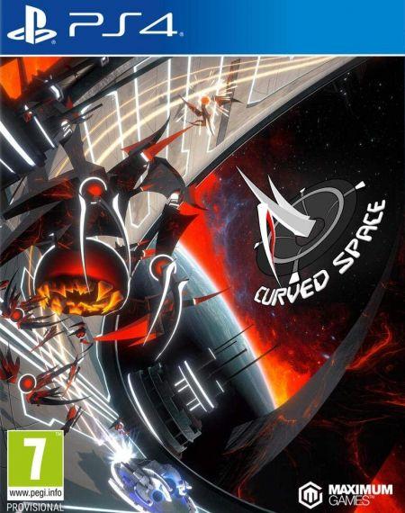 Echanger le jeu Curved Space sur PS4