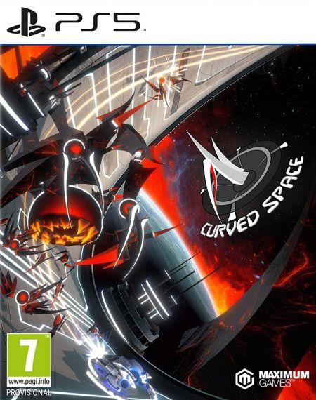 Echanger le jeu Curved Space sur PS5
