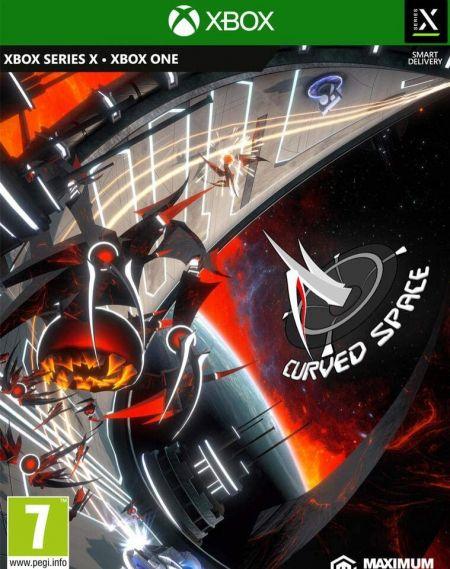 Echanger le jeu Curved Space sur Xbox One