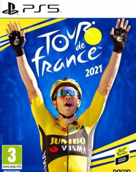 Echanger le jeu Tour de France 2021 sur PS5