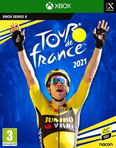 Echanger le jeu Tour de France 2021 sur XBOX SERIES X