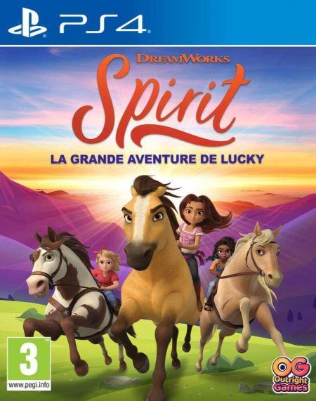 Echanger le jeu Spirit - La Grande Aventure de Lucky sur PS4