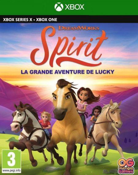 Echanger le jeu Spirit - La Grande Aventure de Lucky sur Xbox One