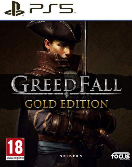Echanger le jeu Greed Fall - Gold Edition sur PS5