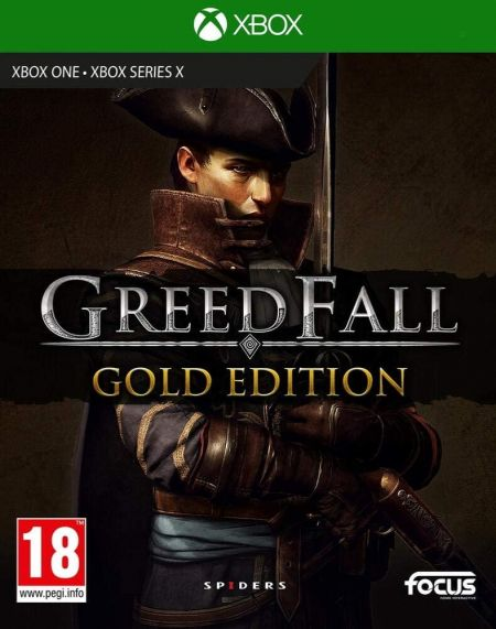 Echanger le jeu Greed Fall - Gold Edition sur XBOX SERIES X