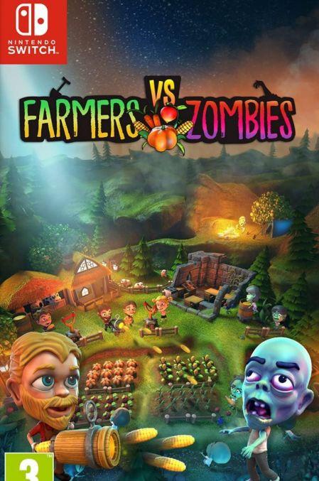 Echanger le jeu Farmers VS Zombies sur Switch