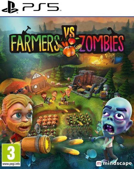Echanger le jeu Farmers VS Zombies sur PS5