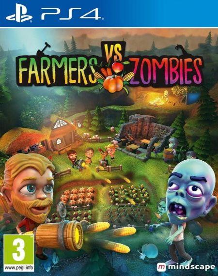 Echanger le jeu Farmers VS Zombies sur PS4