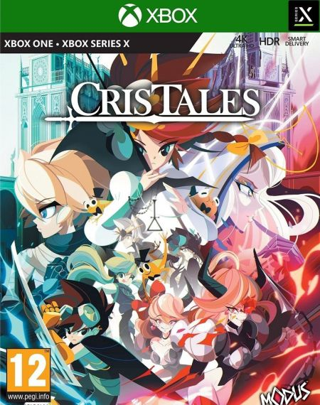 Echanger le jeu CrisTales sur Xbox One