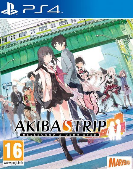 Echanger le jeu Akiba'Strip Hellbound & Debriefed sur PS4