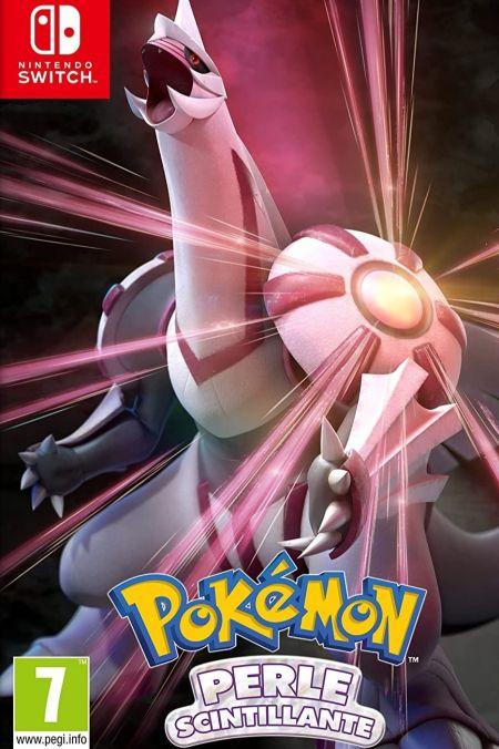 Echanger le jeu Pokemon Perle Scintillante sur Switch