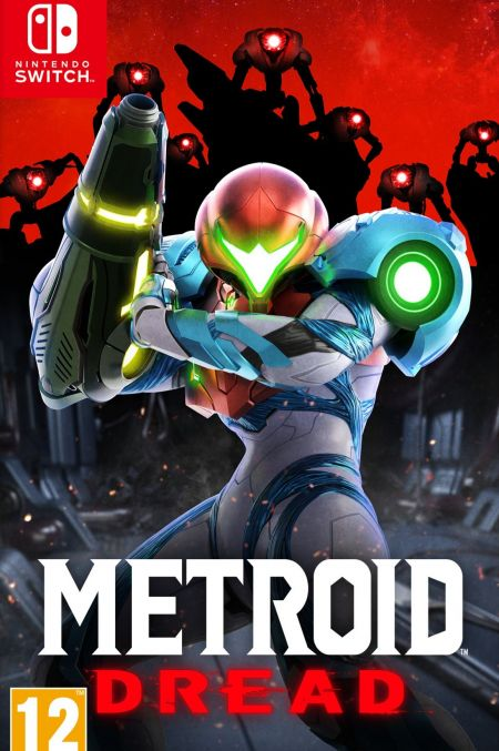 Echanger le jeu Metroid Dread sur Switch