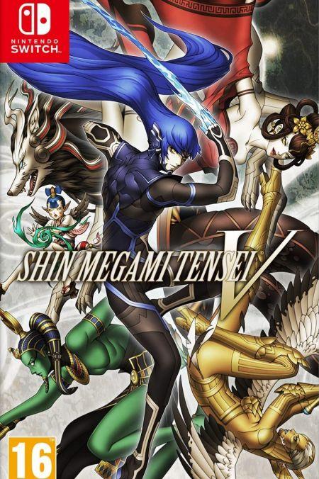 Echanger le jeu Shin Megami Tensei V sur Switch