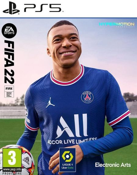Echanger le jeu FIFA 22 sur PS5