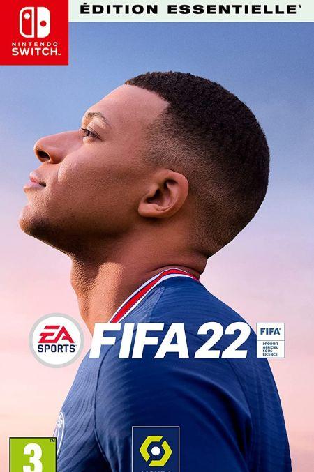 Echanger le jeu FIFA 22 sur Switch